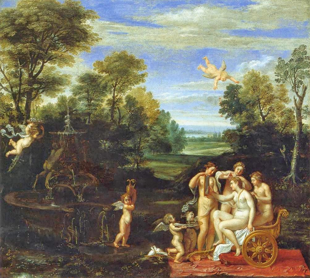 Annibale carracci baroque era painter tutt 39 art for Famous artist in baroque period