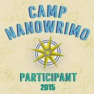 CAMP NaNoWritMo.