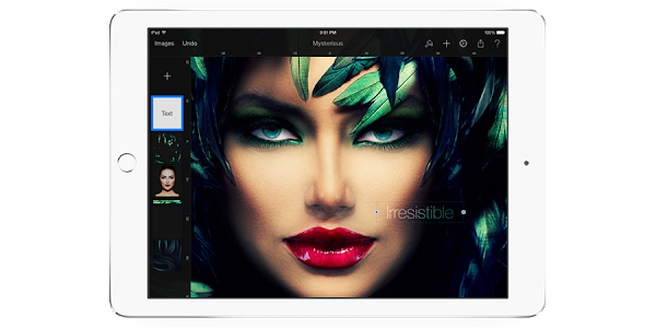 Pixelmaster for iPad