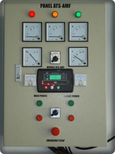melayani pembuatan dan service panel ats/amf