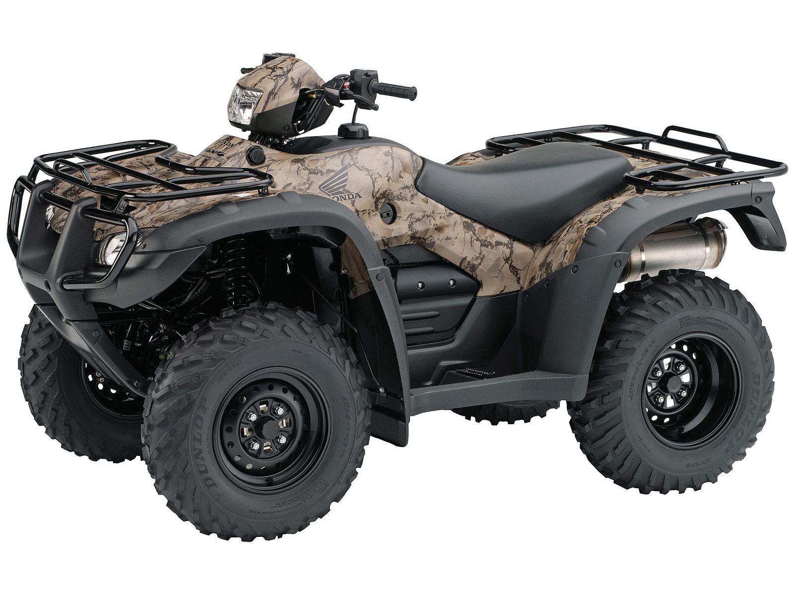 2011 HONDA FourTrax Foreman 4X4 ES with Power Steering TRX500FPE