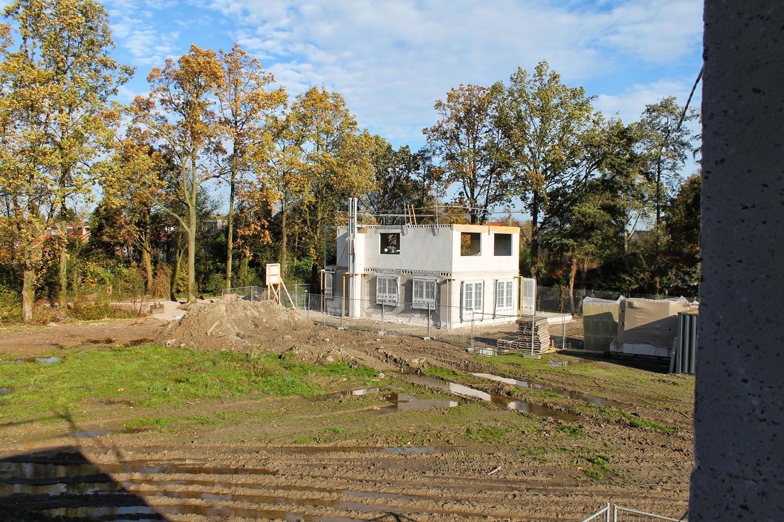 Helen, marc & olivia bouwen een huis: november 2014