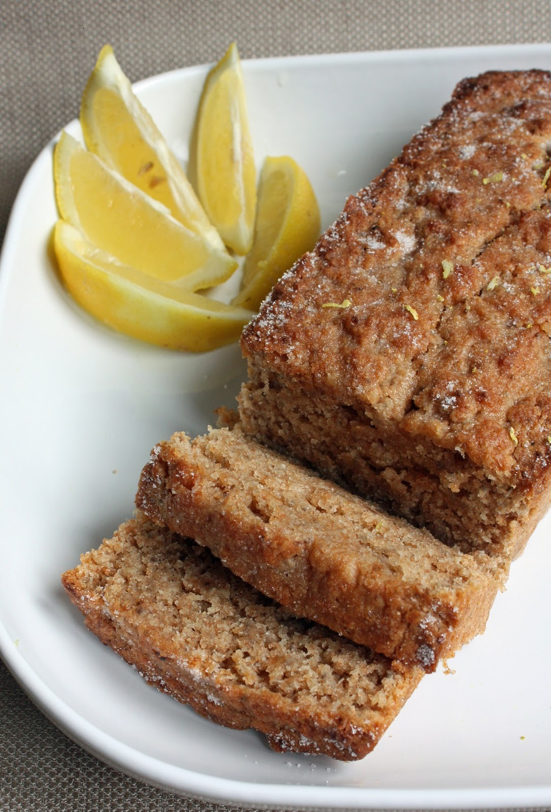 Lemon Chia Cake | I Breathe I'm Hungry