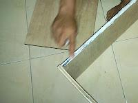 Cara Membuat Cajon - Memasang