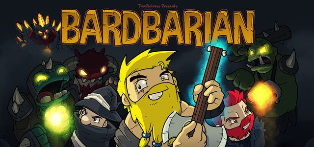 BardBarian PC Full