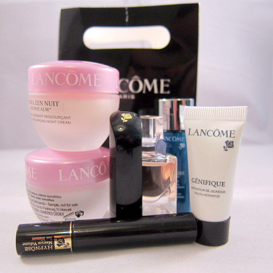 Lancome Bonus Time Gift