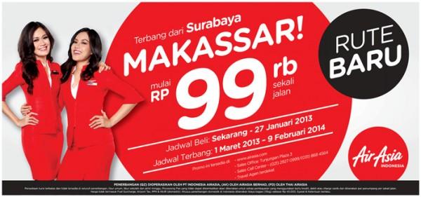Terbang Dari Surabaya Mulai Rp. 179.000