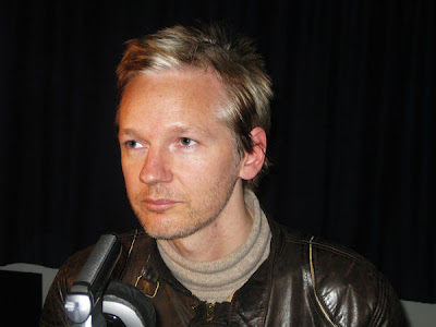 Julian Assange interview en septembre 2010