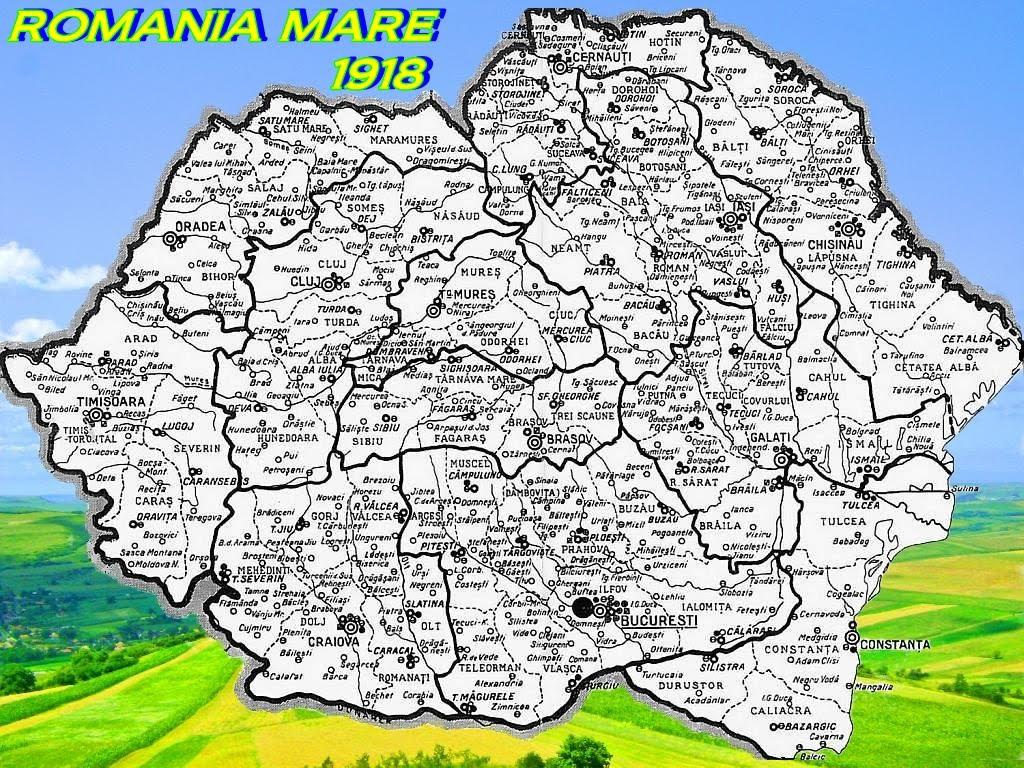 ROMANIA - BASARABIA PAMANT ROMANESC