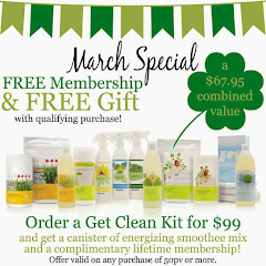 Don't miss this great special from my Shaklee Shop