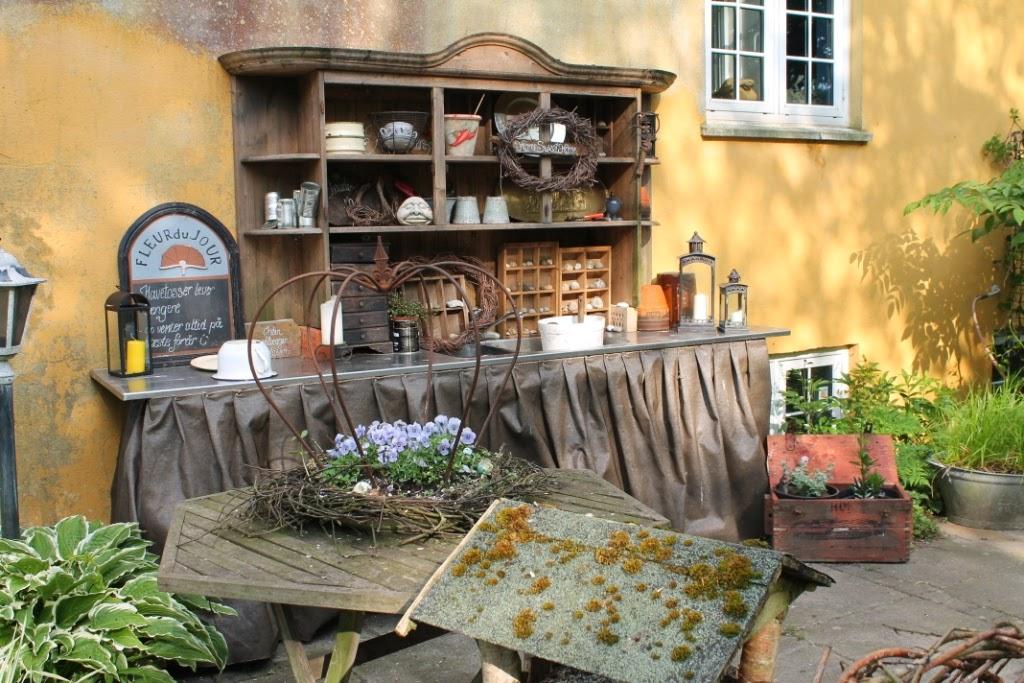 Bente i haven: min gårdhave