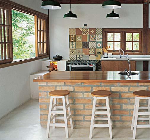 Casas De Campo Kitchen~ Decoracao Cozinha Sitio