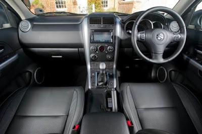 Spesifikasi Interior Suzuki Grand Vitara 2.0 & 2.4