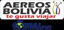 Aéreos  Bolivia operador responsable: