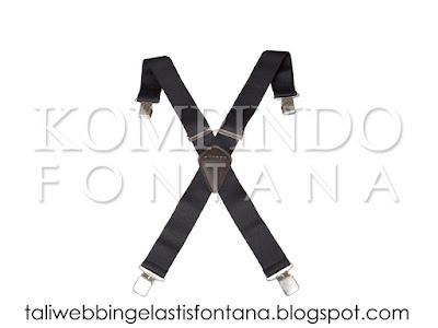 webbing suspender