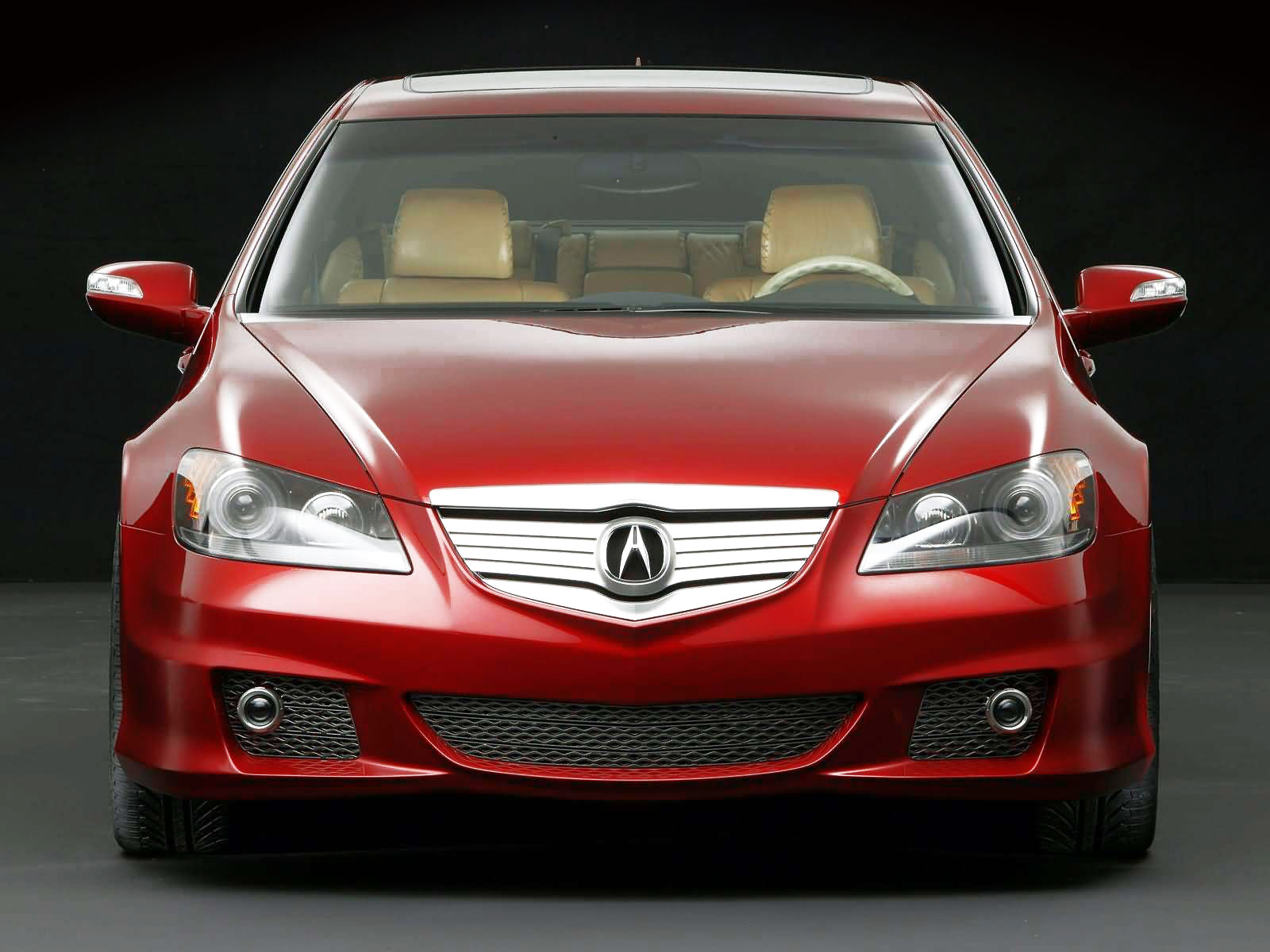 ACURA RL ASPEC Concept Car Pictures Wallpapers - 2005 acura rl engine