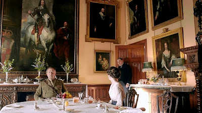 Van Dyck Charles I Highclere Castle
