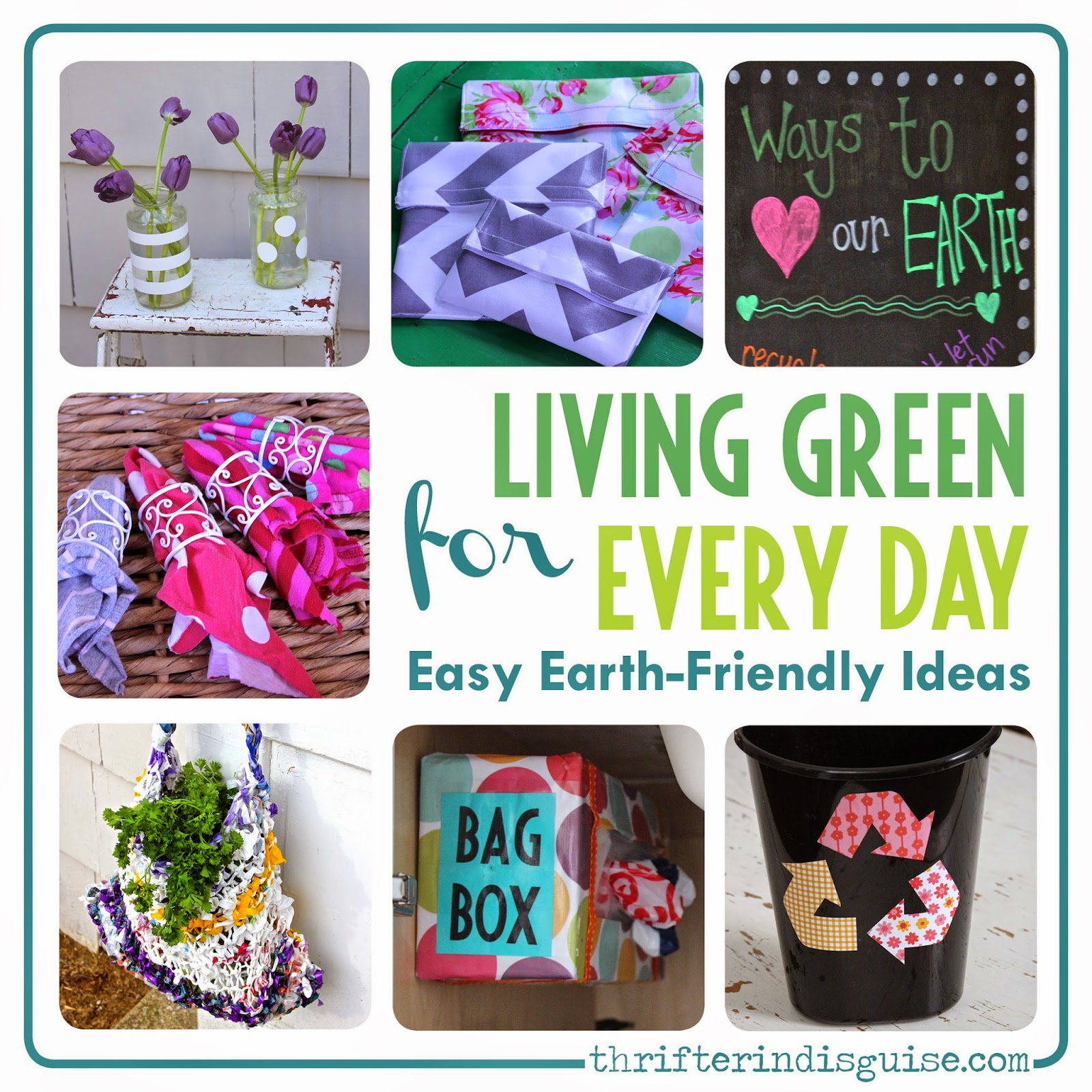 Eco-Friendly Ideas for Families