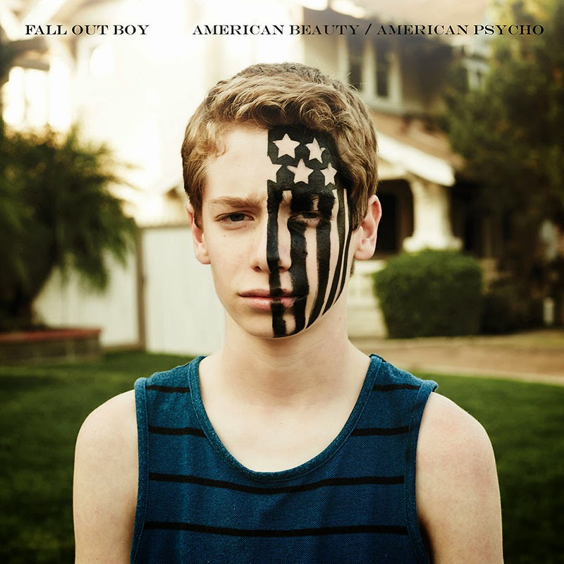 American Beauty/American Psycho de Fall Out Boy - Gostei da Capa #1