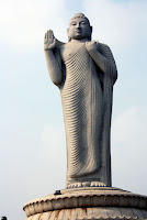 Buddha Statue,hyderabad tank bund,buddha statue in hyderabad