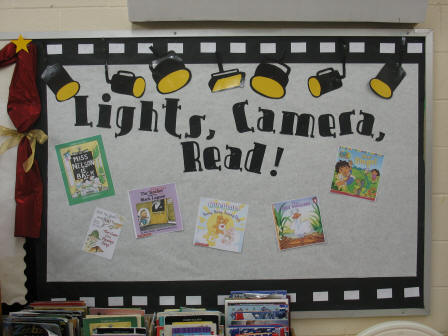 Clutter-Free Classroom: Hollywood Theme Classrooms {2011 ...