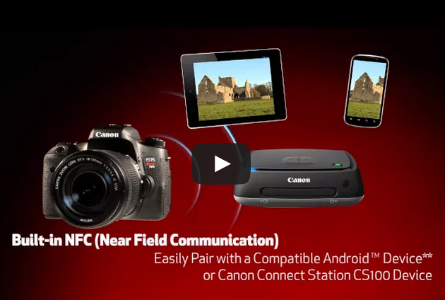 Canon EOS 760D / T6s Advanced EOS Features - Canon YouTube Video