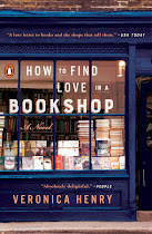Giveaway - How to Find Love in a Bookshop