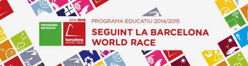 Seguint la Barcelona World Race