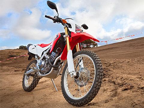 2013 Honda CRF250L Motorcycle Photos, 480x360 pixels