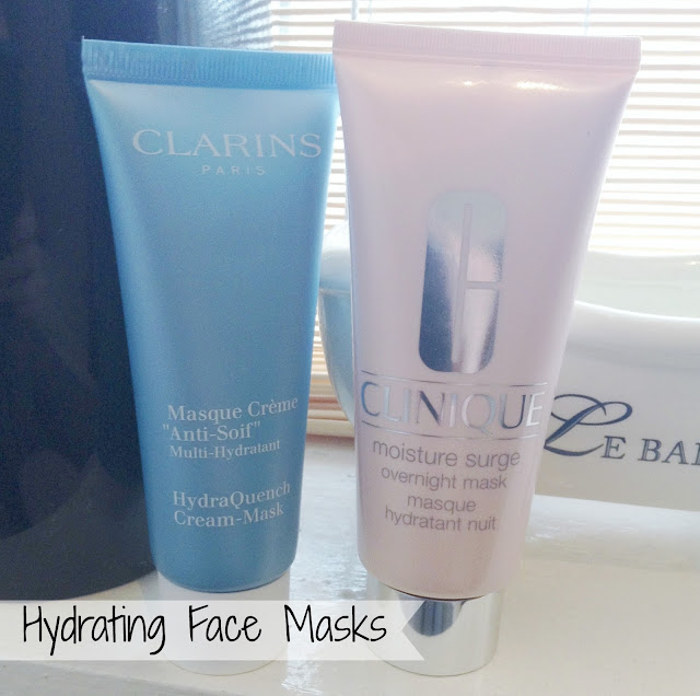 Hydrating Face Masks