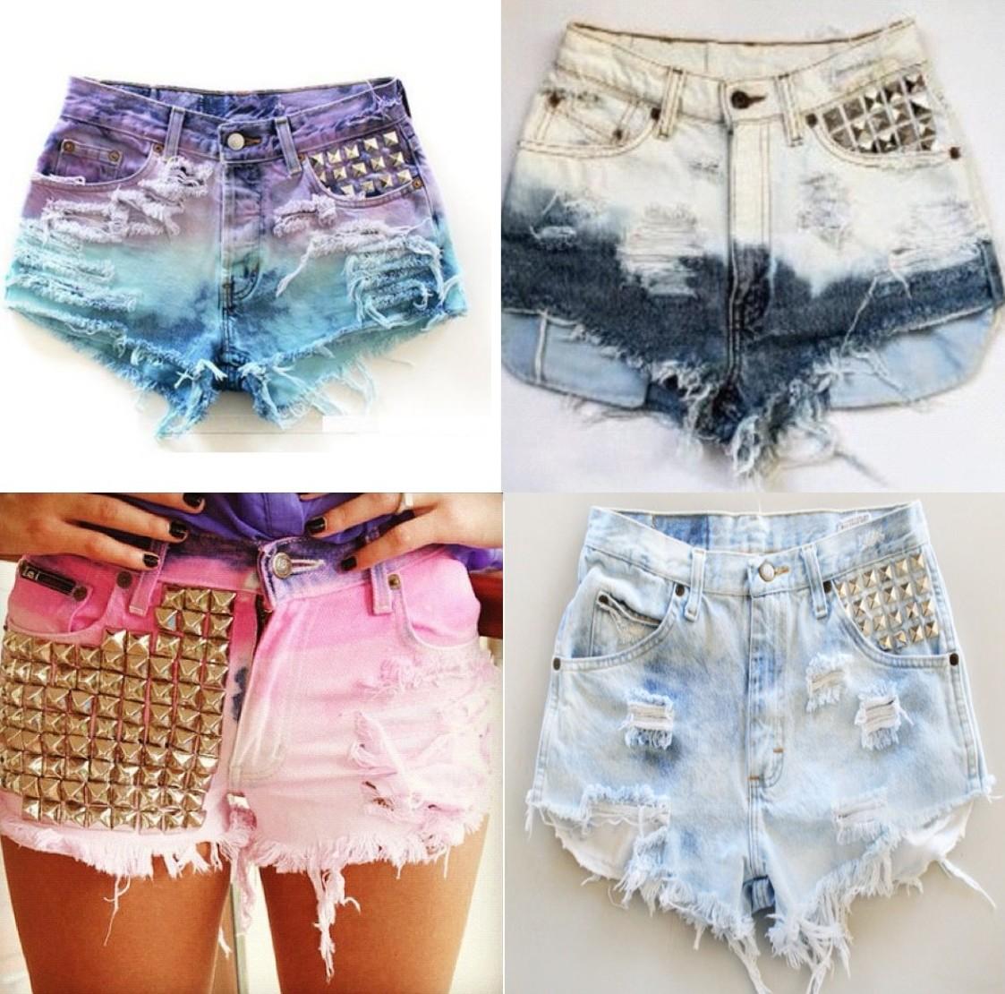 Quanto mais detonado melhor!!! - Destroyed Jeans! | 2 Girls About Town
