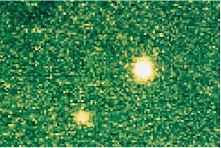 Gambar quasar BR 1202-07