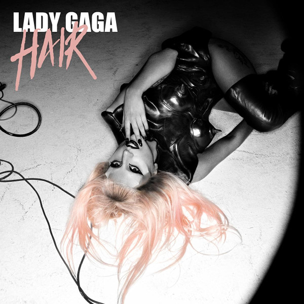 lady gaga judas album cover. tattoo hair Gaga Judas Album