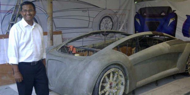mobil listrik sekelas Ferrari dahlan iskan