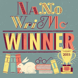 2015 NaNoWriMo Winner!