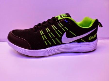 Sepatu Nike Complete hitam,nike hitam murah,nike running hitam
