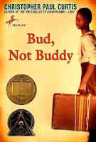 bookcover of NEWBERY WINNER BUD, NOT BUDDY  by Christopher Paul Curtis