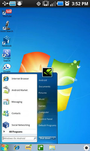 android os free download for windows 7