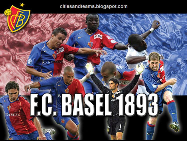 fc basel team