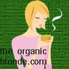 The Organic blonde.com