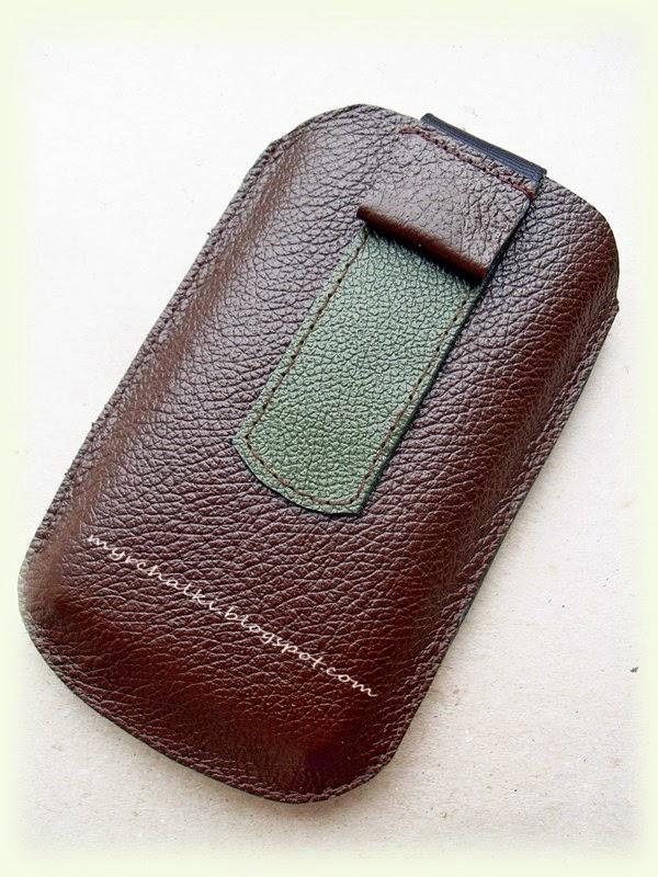 чехол для телефона из кожи своими руками