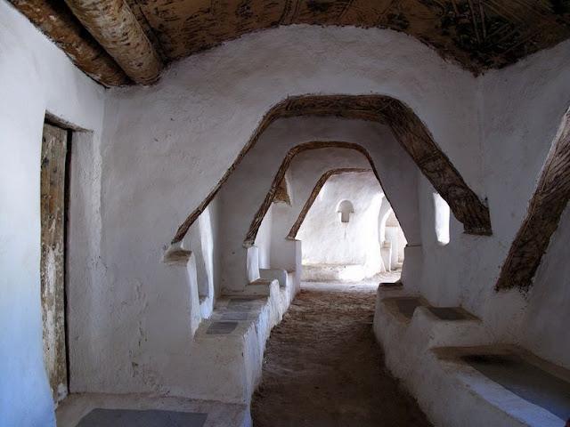 Ghadames, Kota Tradisional Paling Unik Seperti Sarang Lebah http://ter-paling.blogspot.com
