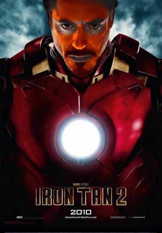 Iron Tan 2