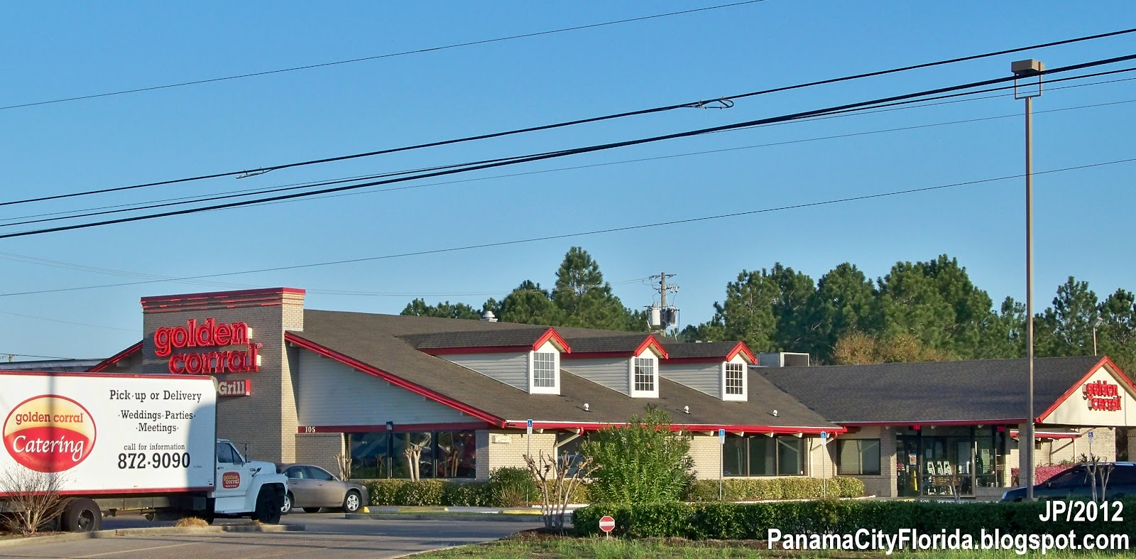 Golden Corral Panama City Florida W 23rd St Buffet Grill Restaurant Fl All You Can Eat