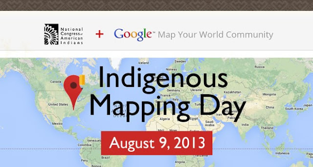 Google Teams with National Congress of American Indians for Indigenous Mapping Day (Video)