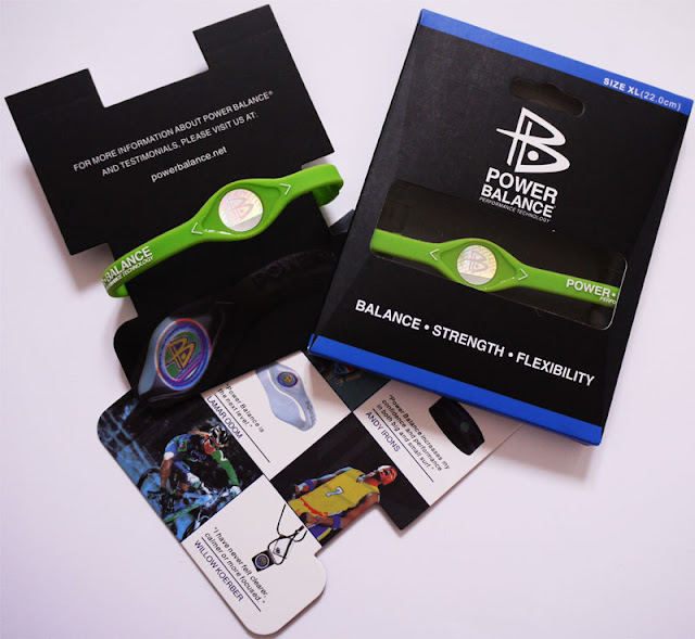 Power Balance Bracelet Xl