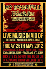 North East Charity Rock Night! May 25th 2012