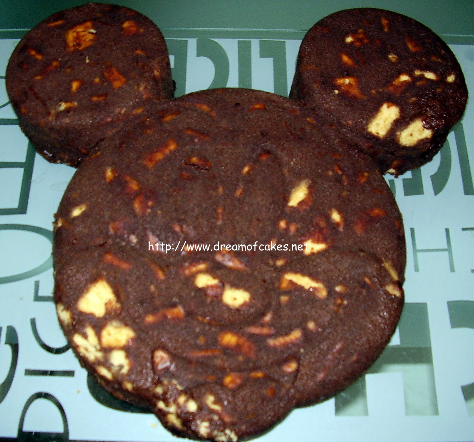 Pin Mouse Mask Template Cake on Pinterest