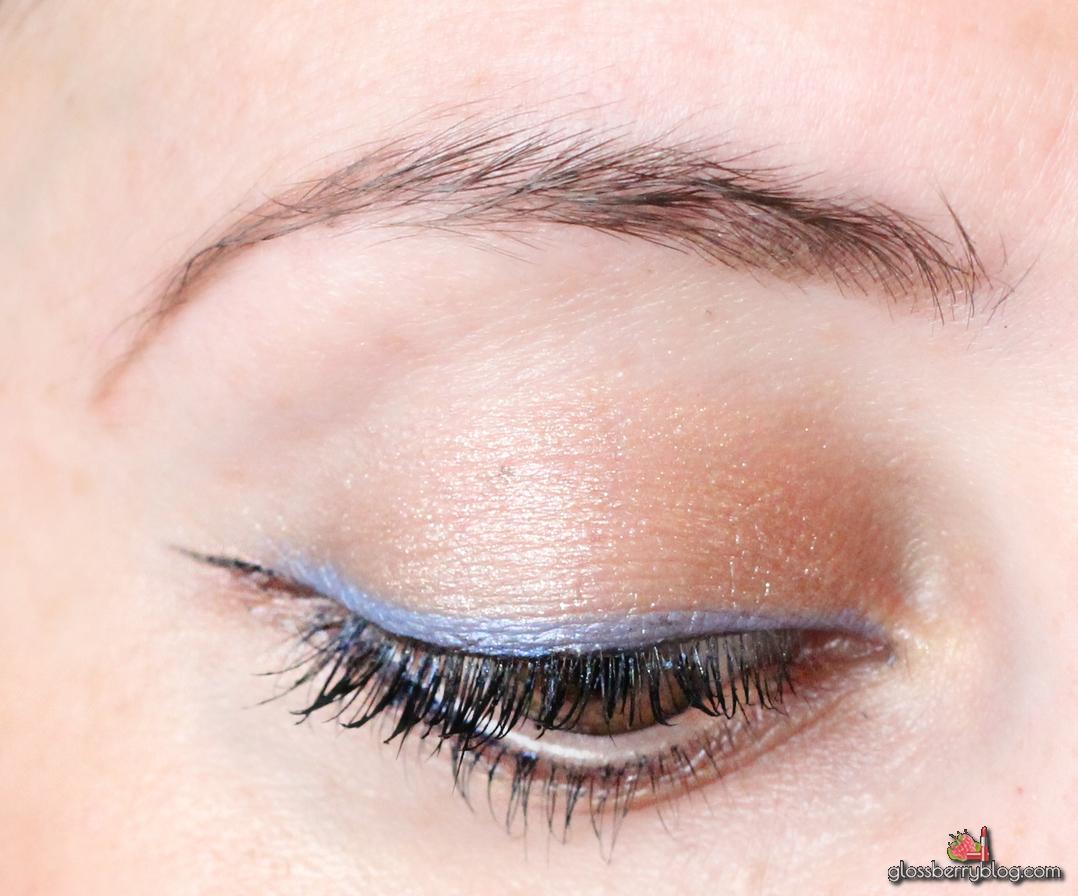 Maybelline Color Show Kohl Liner swatches review chambray blue black gold עפרונות עיניים מייבילין קולור שואו דרמה מסטר גלוסברי בלוג איפור
