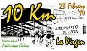 10 kms La Virgen del Camino